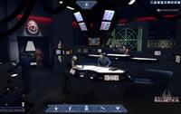 Die Brücke im Browsergame Battlestar Galactica Online