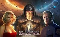 Teaserbild zum Weltraumspiel Battlestar Galactica Online