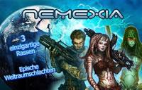 Teaser zum Strategiespiel Nemexia