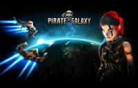Teaser zum Weltraum Browsergame Pirate Galaxy