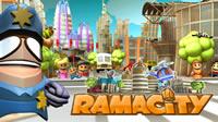 Teaserbild zum RamaCity Browsergame