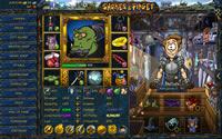 Die Charaktererstellung im Shakes & Fidget Browsergame