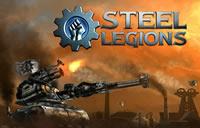 Teaser des Kriegsspiel Steel Legions