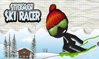 Teaserbild zum Mobile Game Stickman Ski Racer