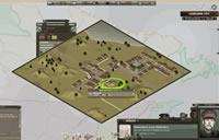 Eine Stadt im Kriegsspiel Supremacy 1914