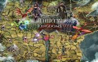Teaser zum Echtzeit Strategiespiel thirty Kingdoms