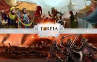 Teaser zum Browsergame Torpia