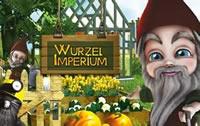 Teaser zum gratis Browsergame Wurzelimperium.