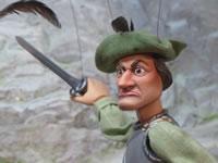 Robin Hood in Hood: Outlaws & Legends