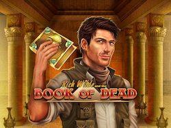 Book of Dead Automatenspiel